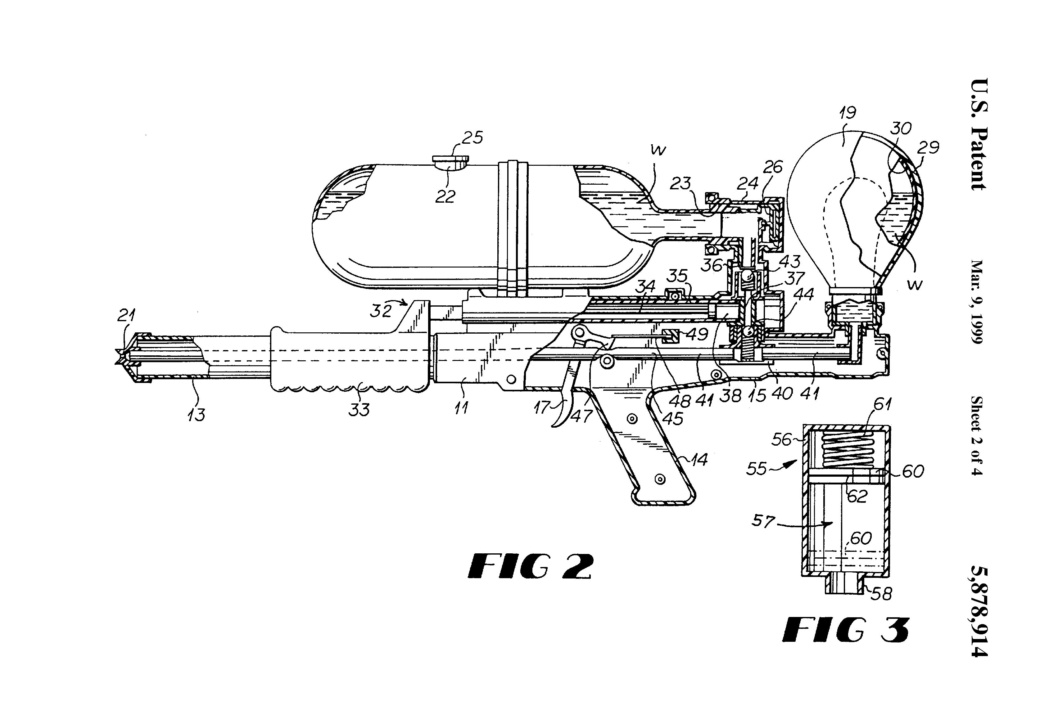 Independence Day Innovations - Super Soaker Patent