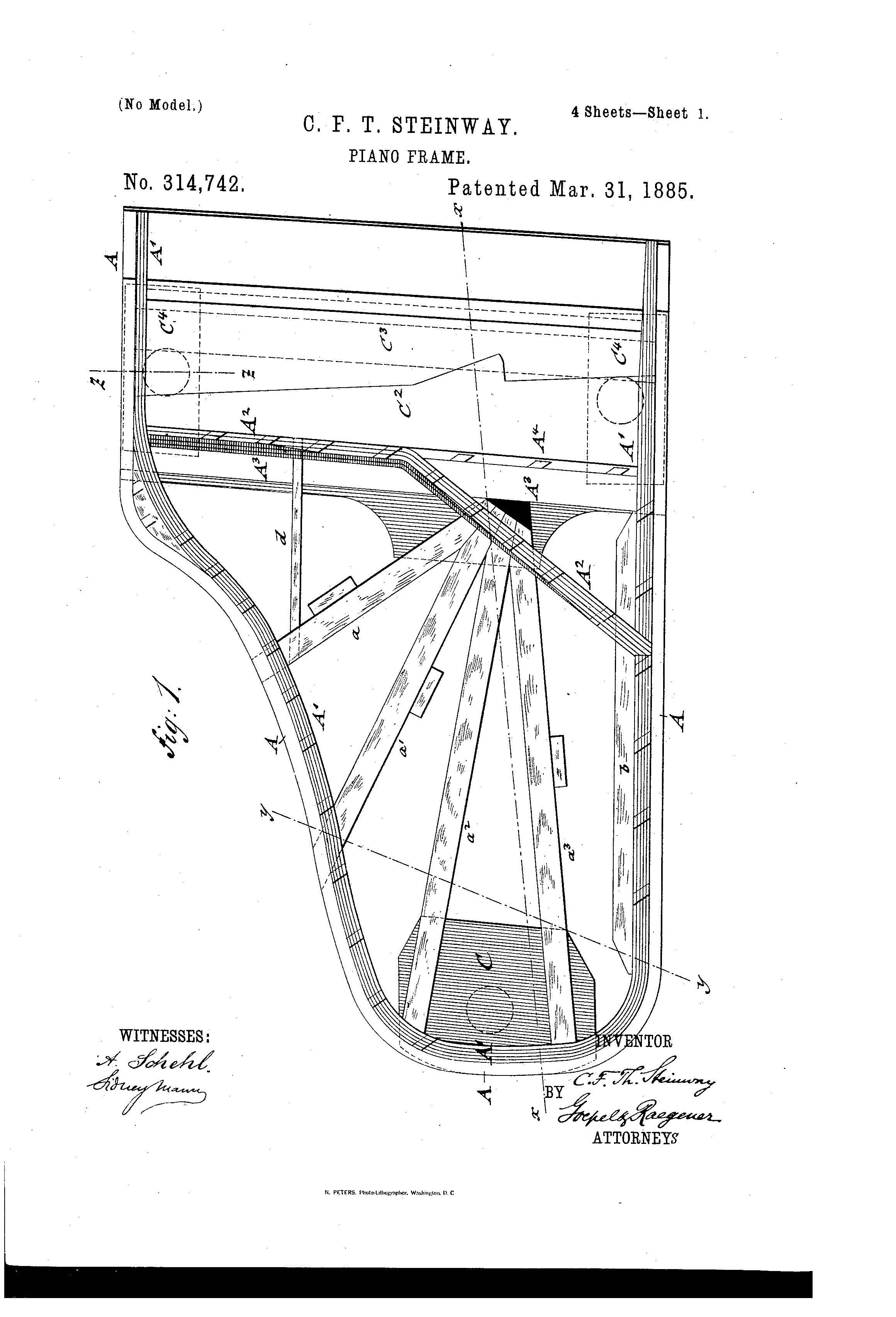PatentIllustrationPiainoFrame Page 1