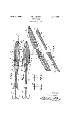 fishing lure patent