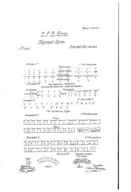 Morse Code Patent
