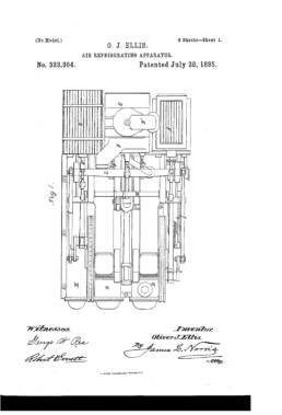 Air Refrigerating Apparatus Patent