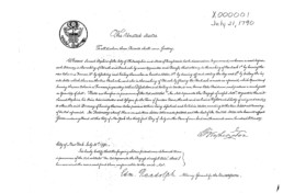 First Patent