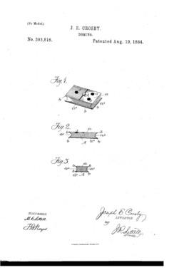 Domino Patent