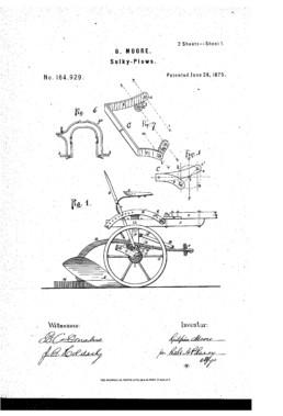 John Deere Patent