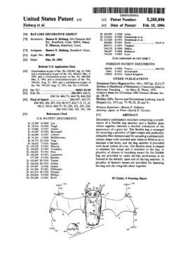 Bat Patent