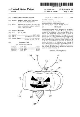 Pumpkin Patent