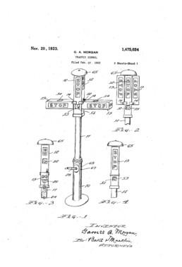 Traffic Light Patent
