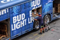 Budlight Truck