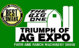 Triumph of Ag Expo