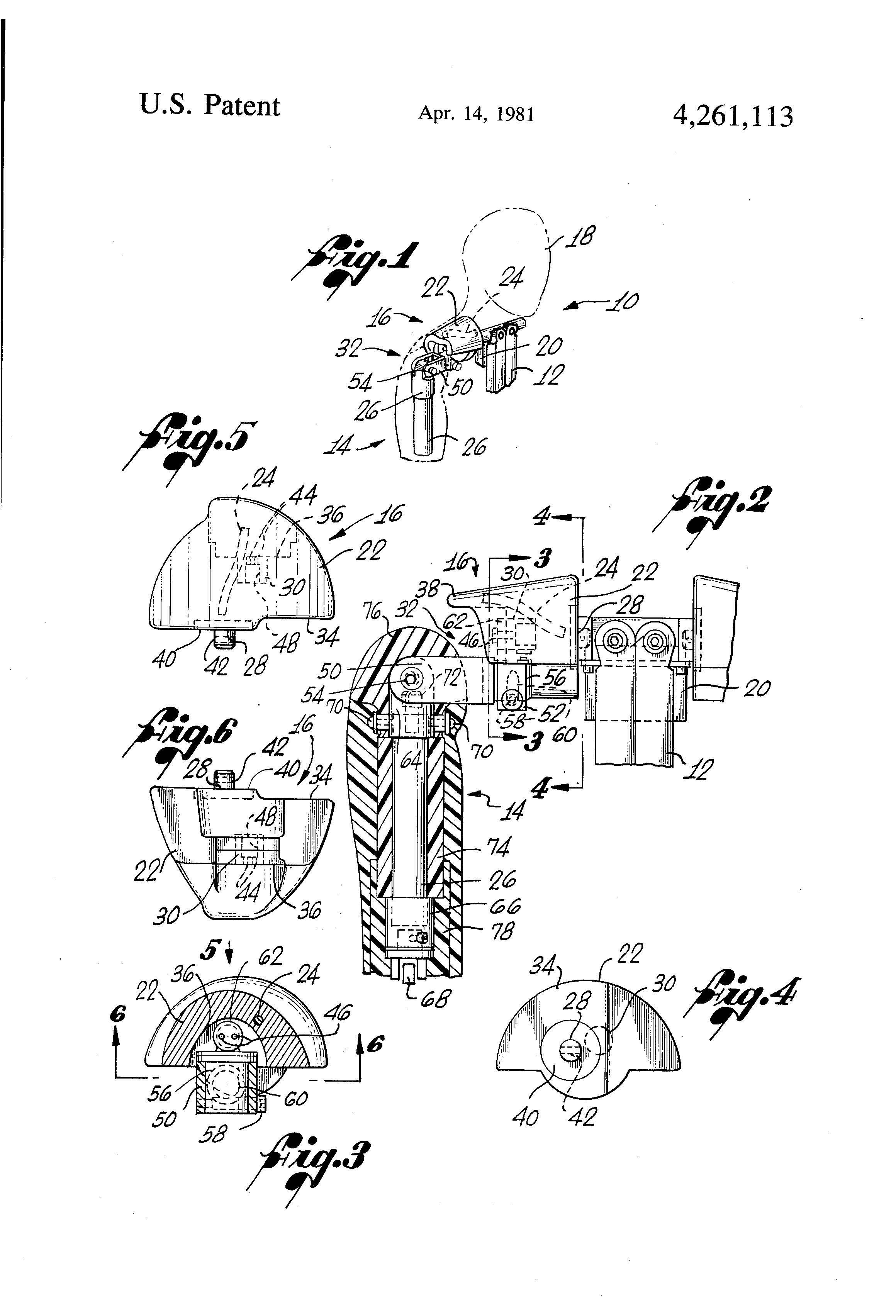 Crash Test Dummy Patent