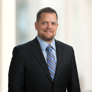 Suiter Swantz IP Co-Owner & Patent Attorney Matt Poulsen