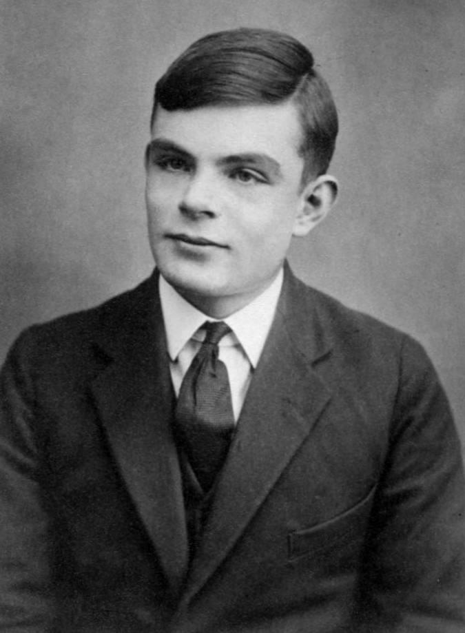 LGBTQ+ Inventors - Alan Turing