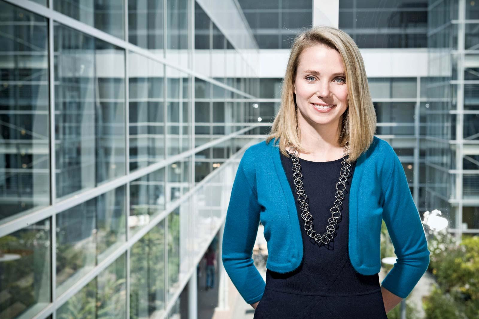 International Women in Engineering Day, Marissa Mayer